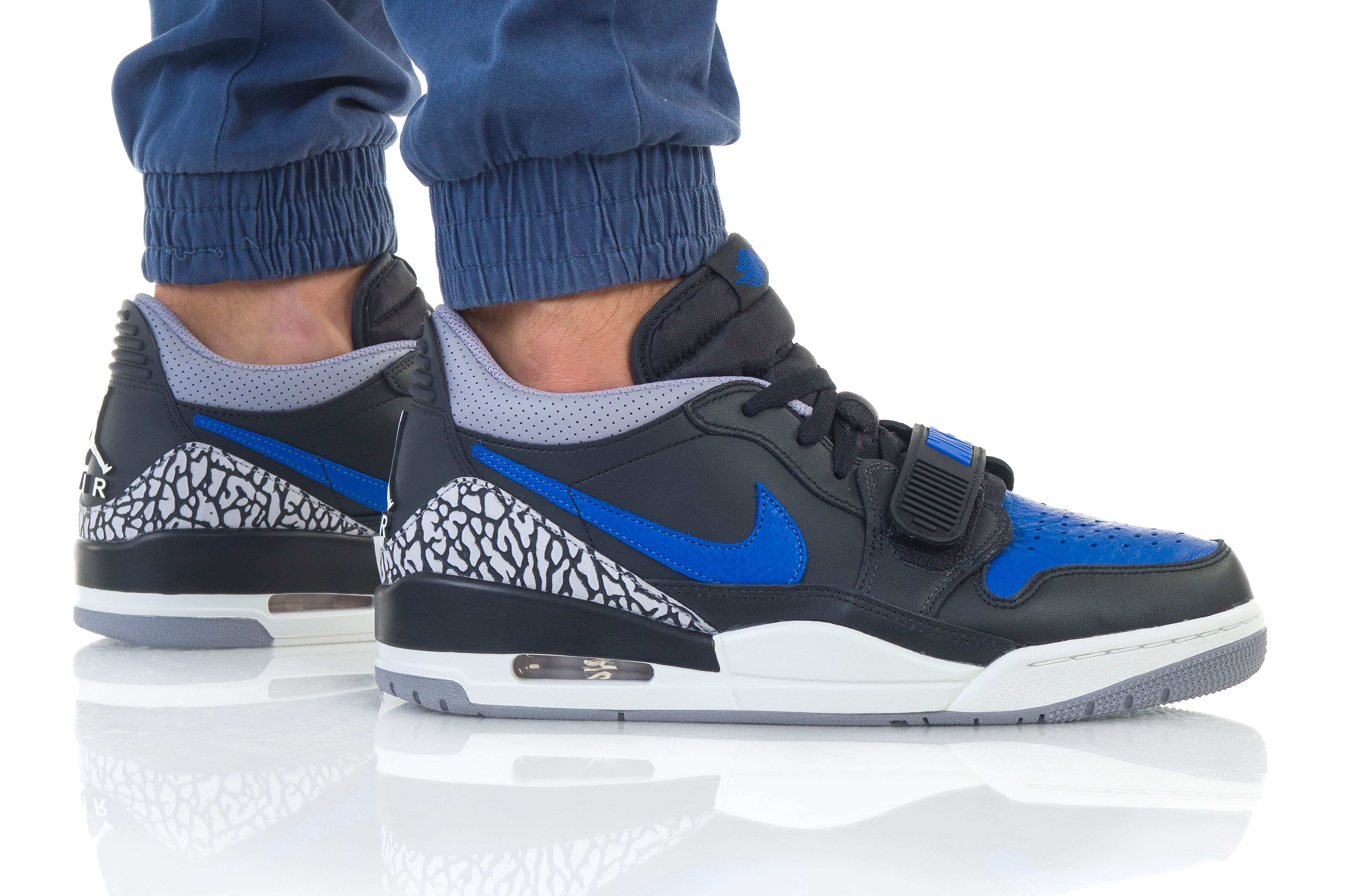 נעליים נייק לגברים Nike AIR JORDAN LEGACY 312 LOW - שחור
