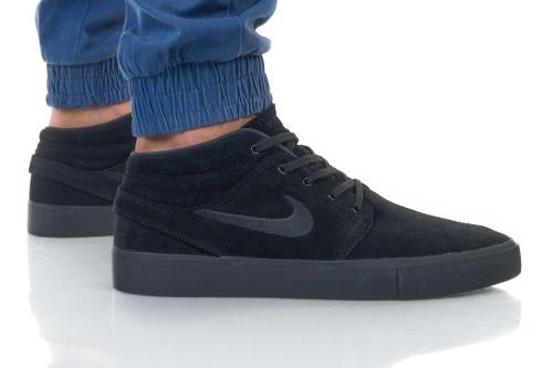 נעליים נייק לגברים Nike SB ZOOM JANOSKI MID RM - שחור