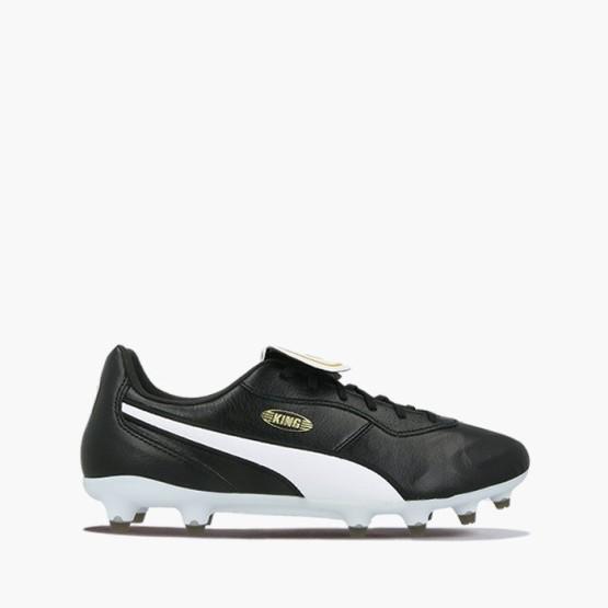 נעליים פומה לגברים PUMA KING TOP FG - שחור