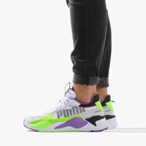 נעליים פומה לגברים PUMA RS-X Bold - לבן/סגול
