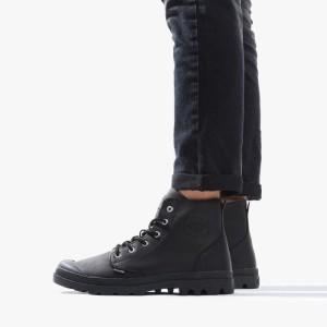 מגפיים פלדיום לגברים Palladium Pampa Hi - שחור
