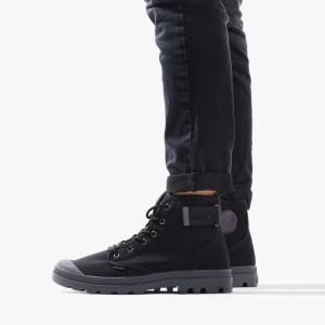 מגפיים פלדיום לגברים Palladium Pampa Strap - שחור