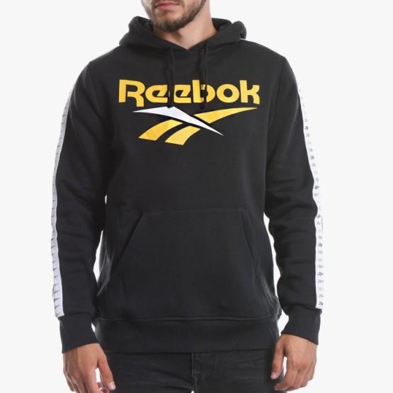 ביגוד ריבוק לגברים Reebok Classic Vector - שחור
