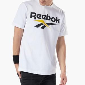 ביגוד ריבוק לגברים Reebok  Classics Vector - לבן