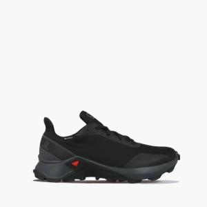 נעליים סלומון לגברים Salomon Alphacross Gore-Tex GTX - שחור