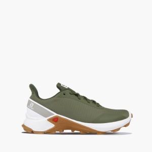 נעליים סלומון לגברים Salomon Alphacross - ירוק