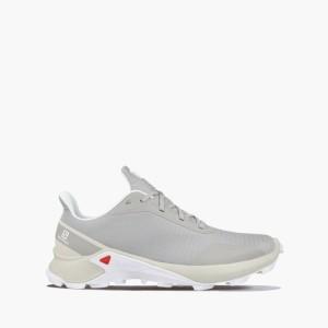 נעליים סלומון לגברים Salomon Alphacross - אפור