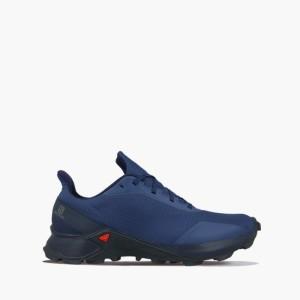 נעלי ריצת שטח סלומון לגברים Salomon Alphacross - כחול כהה