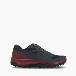 נעליים סלומון לגברים Salomon OUTline Gore-Tex Gtx - אפור