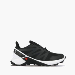 נעלי ריצת שטח סלומון לגברים Salomon Supercross - שחור/לבן
