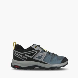 נעלי טיולים סלומון לגברים Salomon X Radiant - אפור