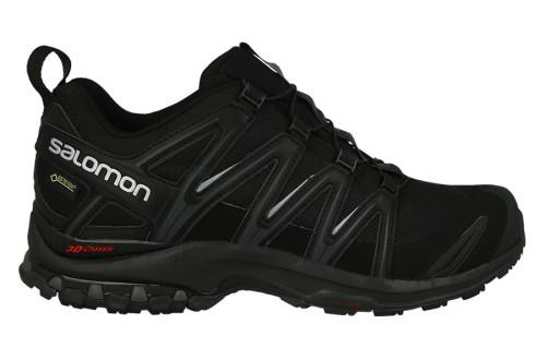 נעלי טיולים סלומון לגברים Salomon XA PRO 3D GORE TEX - שחור