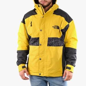 ביגוד דה נורת פיס לגברים The North Face 94 Rage Jacket - צהוב