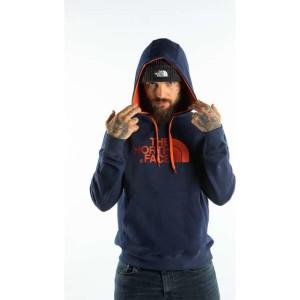 בגדי חורף דה נורת פיס לגברים The North Face DREW PEAK PLV HD JC6 - כחול/כתום