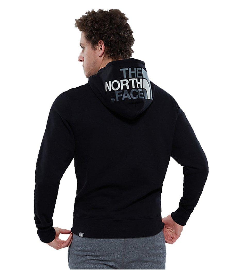 סווטשירט דה נורת פיס לגברים The North Face Seasonal Drew Peak - שחור