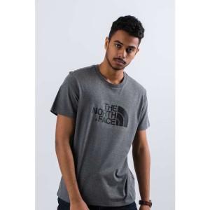חולצת T דה נורת פיס לגברים The North Face EASY TEE JBV - אפור