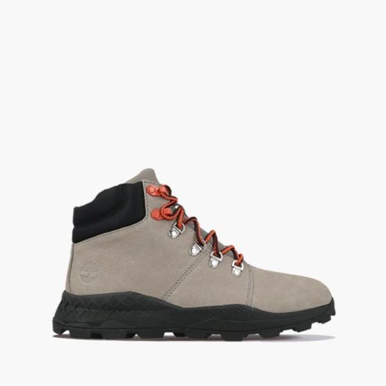 נעליים טימברלנד לגברים Timberland Brooklyn - אפור