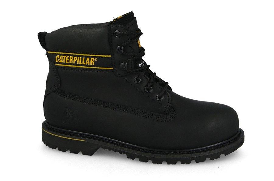 נעליים קטרפילר לגברים Caterpillar Holton - שחור