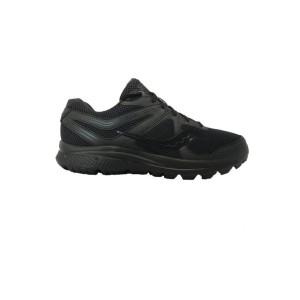 נעלי ריצה סאקוני לגברים Saucony ACCOMPLICE 9 WIDE - שחור