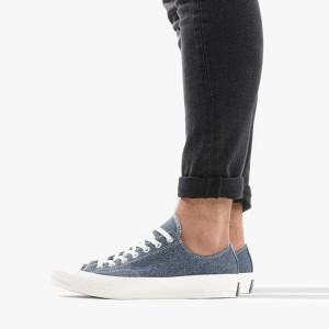 נעליים קונברס לגברים Converse Renew Denim Chuck Taylor 70 OX - כחול
