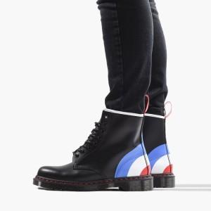 נעליים דר מרטינס  לגברים DR Martens  x The Who 1460  - שחור