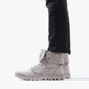 מגפיים פלדיום לנשים Palladium Baggy NBK - אפור