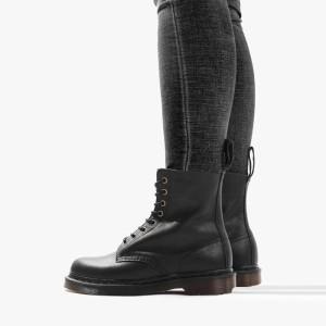 מגפיים דר מרטינס  לנשים DR Martens  1460 Pascal - שחור