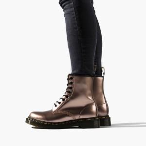 מגפיים דר מרטינס  לנשים DR Martens Dr  1460 Vegan Rose Gold - זהב