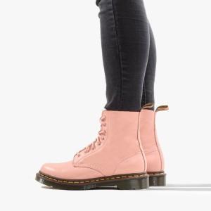 מגפיים דר מרטינס  לנשים DR Martens Pascal Salmon Pink Viriginia - ורוד
