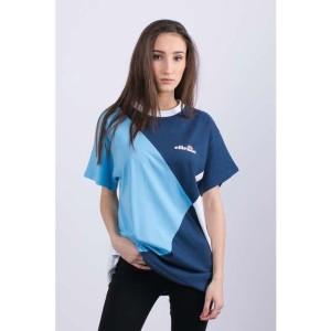 ביגוד אלסה לנשים Ellesse AZZURRA TEE SHIRT - כחול