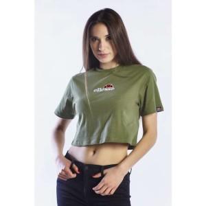 ביגוד אלסה לנשים Ellesse FIREBALL - ירוק כהה