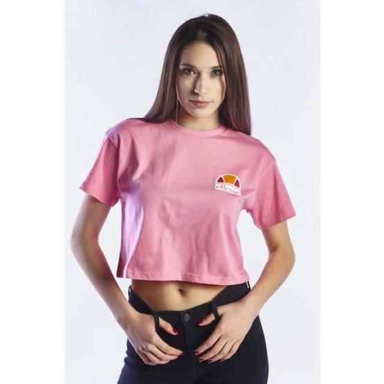 חולצת T אלסה לנשים Ellesse MANILA - ורוד