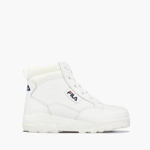 נעליים פילה לנשים Fila Grunge II mid WMN - לבן