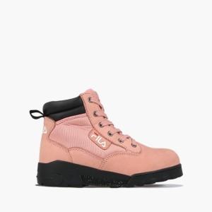 נעליים פילה לנשים Fila Grunge II mid WMN - ורוד