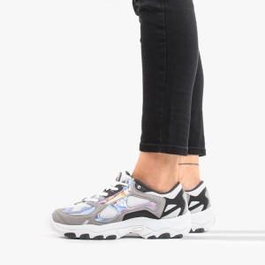 נעליים פילה לנשים Fila Select Low WMN - אפור בהיר