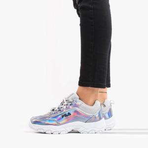 נעליים פילה לנשים Fila Strada M Low WMN - כסף