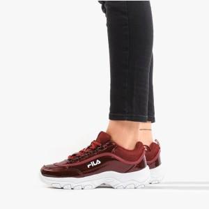 נעליים פילה לנשים Fila Strada M Low WMN - אדום