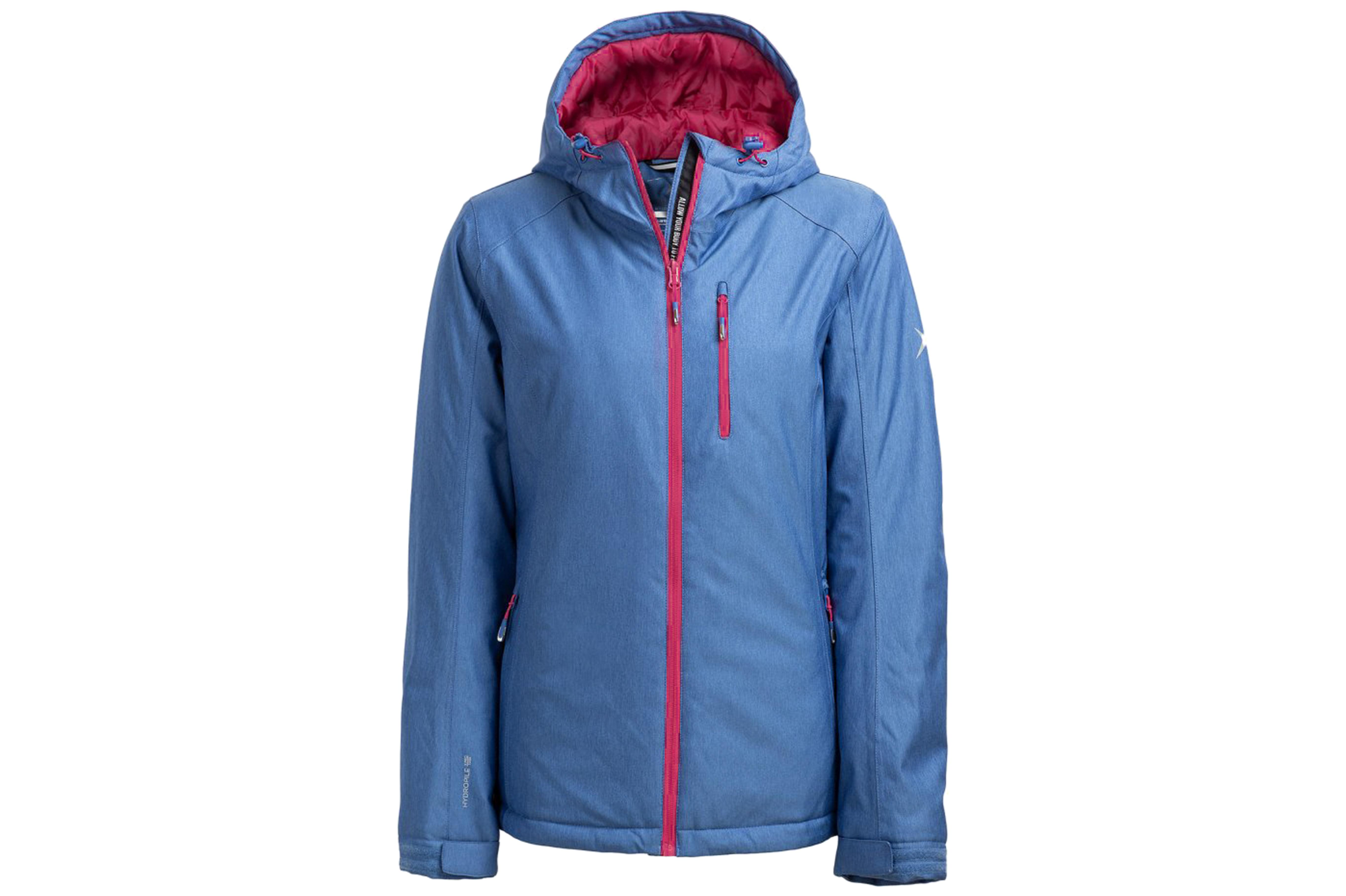 בגדי חורף אוטורון לנשים Outhorn HOZ18 KUDN601 - כחול