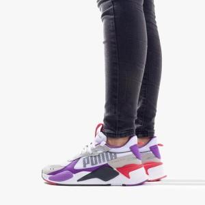 נעליים פומה לנשים PUMA RS-X Bold - לבן/סגול