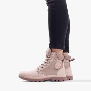 מגפיים פלדיום לנשים Palladium Sport Cuf - ורוד