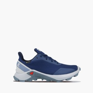 נעליים סלומון לנשים Salomon Alphacross Gore-Tex GTX W - כחול