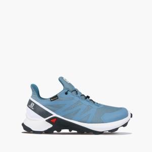 נעליים סלומון לנשים Salomon Supercross Gore-Tex GTX W - כחול