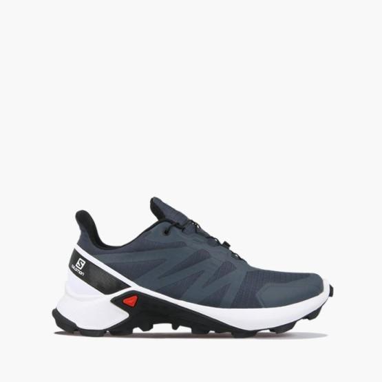 נעלי ריצת שטח סלומון לנשים Salomon Supercross W - אפור
