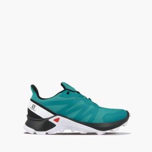 נעליים סלומון לנשים Salomon Supercross W - טורקיז