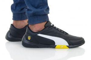 נעליים פומה לגברים PUMA SF KART CAT III - שחור