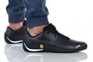 נעליים פומה לגברים PUMA SF DRIFT CAT 5 ULTRA II - שחור