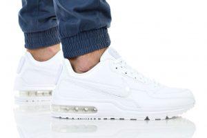 נעליים נייק לגברים Nike AIR MAX LTD 3 - לבן