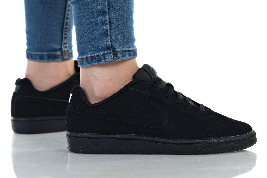 נעליים נייק לנשים Nike COURT ROYALE - שחור