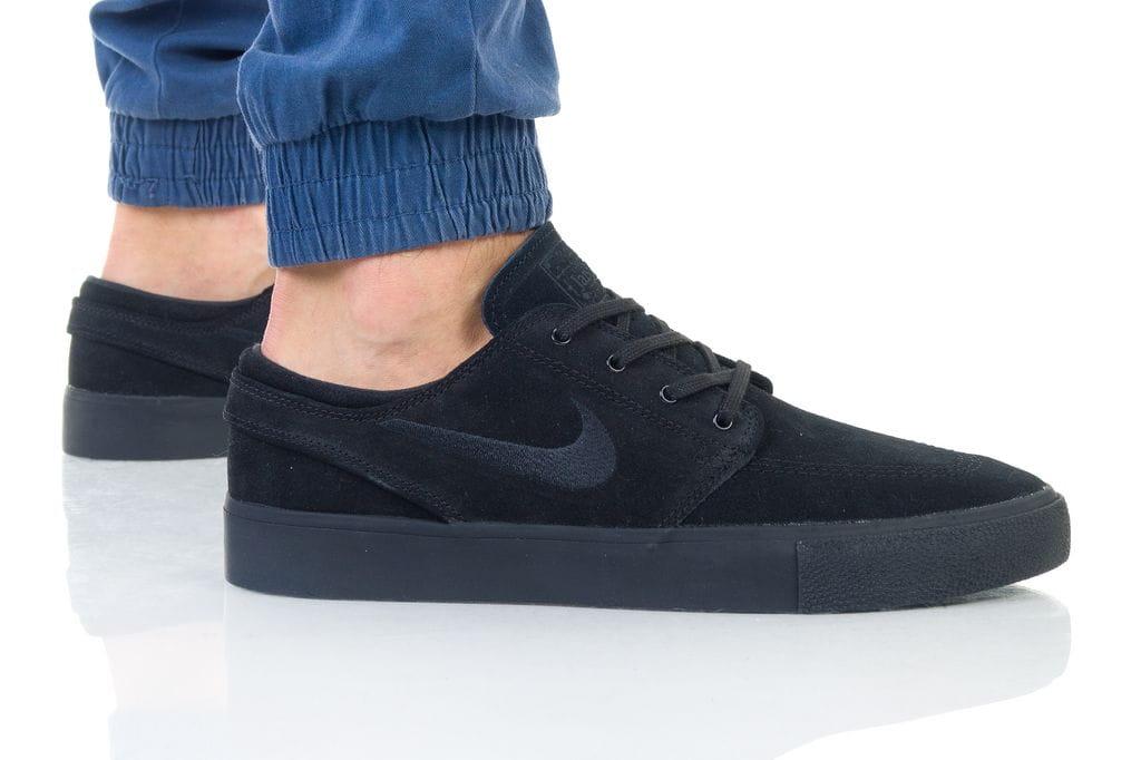 נעליים נייק לגברים Nike SB ZOOM JANOSKI RM - שחור מלא
