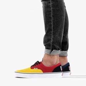 נעליים ואנס לגברים Vans Era - אדום/צבעוני